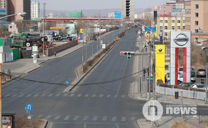 Зам хаалттай байхад зам тээврийн 4 осол бүртгэгджээ