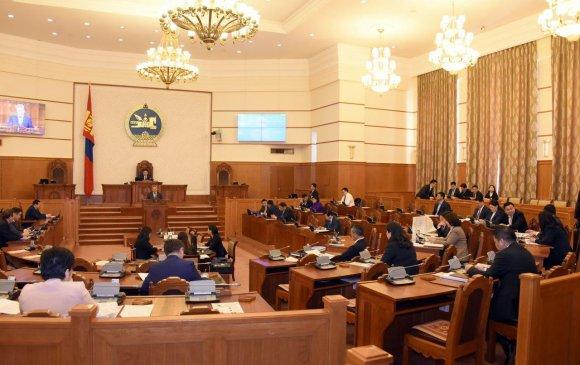 Чуулган: Засгийн газрын зарим шийдвэрийг Захиргааны шүүх хянахгүй