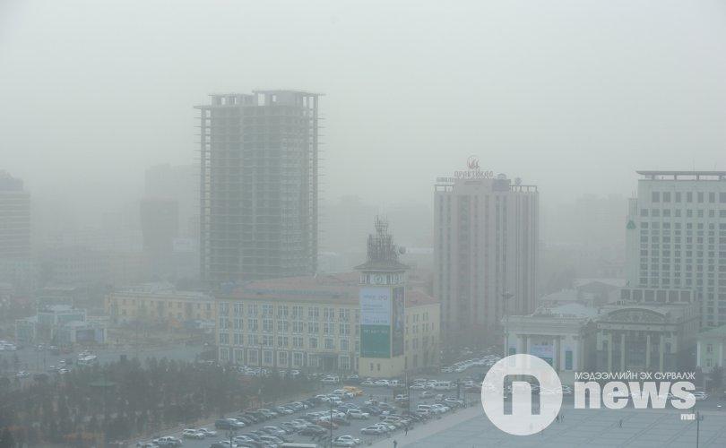 ЦУОШГ: Цаг агаарын аюултай үзэгдлээс сэрэмжлүүлж байна