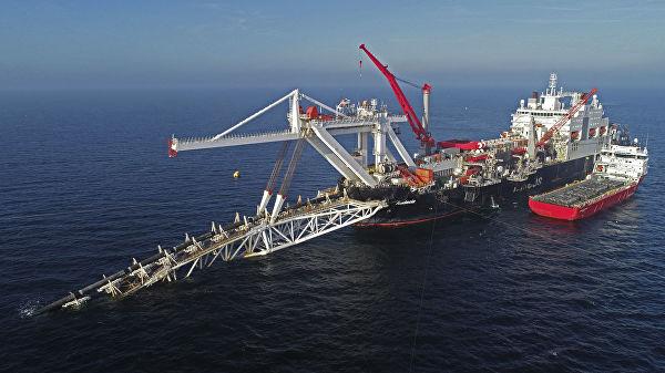 """""""Северный поток-2"""" төслийн ажил 42 хувьтай байгааг """"Газпром"""" мэдэгдлээ"""