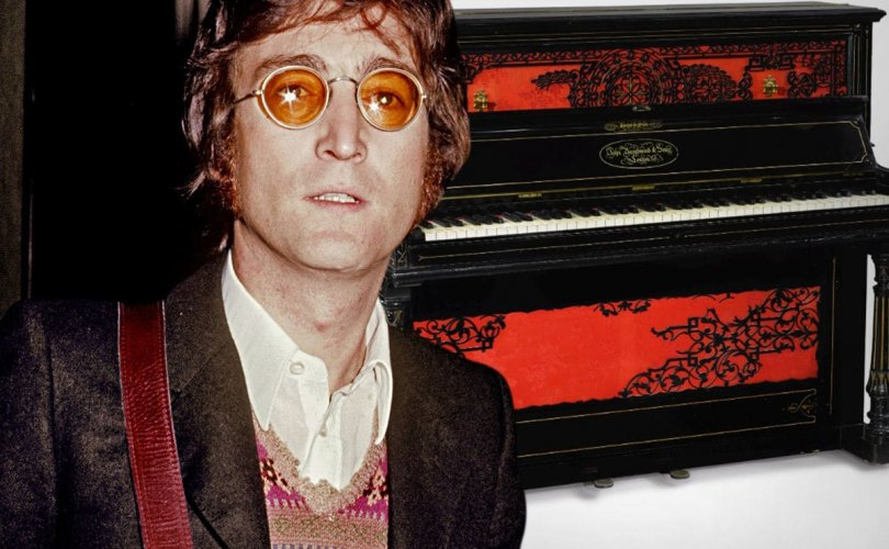 Жон Леноны төгөлдөр хуур 575 мянган ам.доллараар зарагджээ