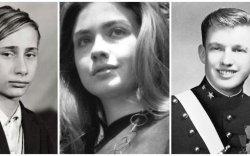 Дэлхийн удирдагчдын залуугийн зургууд