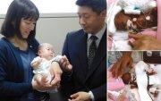 258 гр жинтэй төрсөн хүү эсэн мэнд бойжиж 3 кг жинтэй болжээ
