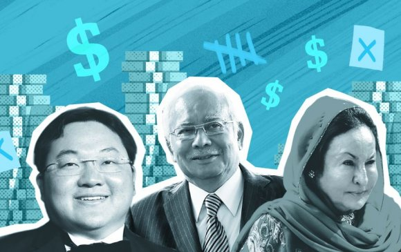 Төрийн мөнгөөр туйлсан Малайзын экс Ерөнхий сайдын хэрэг