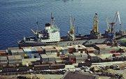 Владивосток боомтод анх удаа Голландын хөлөг ирэв