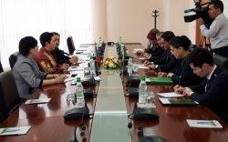 Монгол, Туркменистаны ГХЯ хоорондын II зөвлөлдөх уулзалт болов