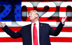 Трамп сонгуулийн кампанит ажилдаа 30 сая ам.доллар цуглуулжээ