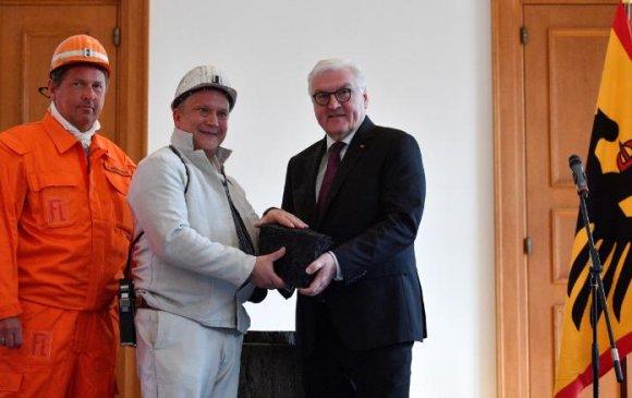 Герман улс чулуун нүүрсний олборлолтоо зогсоолоо