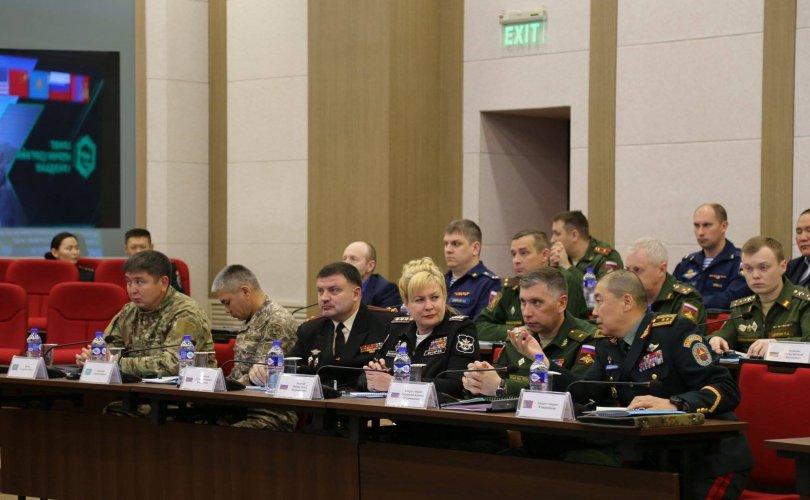"""""""Аравт"""" морин цэргийн уралдааны олон улсын төлөвлөлтийн бага хурал болж байна"""