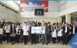 """ХХБанк """"Улаанбаатар Марафон 2019""""-д 1000 сурагчдыг оролцуулах эрхийн бичиг гардууллаа"""