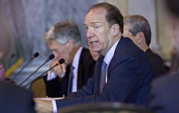 Дэлхийн банкны ерөнхийлөгчөөр Дэвид Малпасс сонгогдов