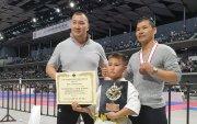 Н.Нэмүн каратэгийн олон улсын тэмцээнээс алтан медаль хүртэв