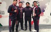 Монголын тамирчид Азийн аваргаас зургаан медаль хүртлээ