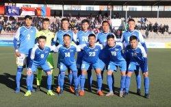 Монголын хөлбөмбөгчид Брунейн багтай таарлаа