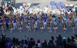 Олон улсын бүжгийн тэмцээнд амжилт гаргасан хүүхдүүдийг угтан авлаа