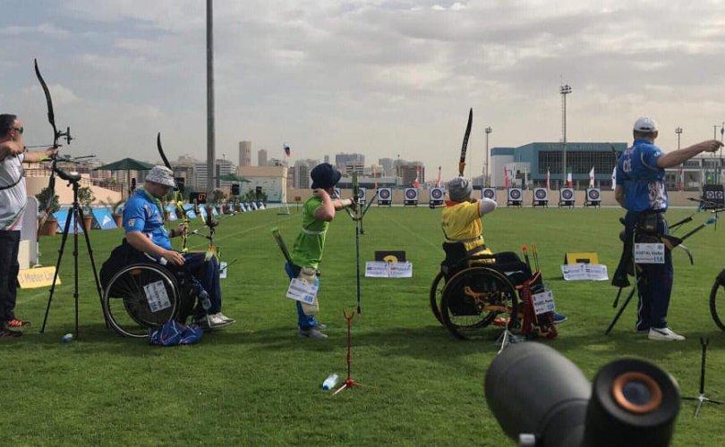 Монголын харваачид медалын төлөө өрсөлдлөө