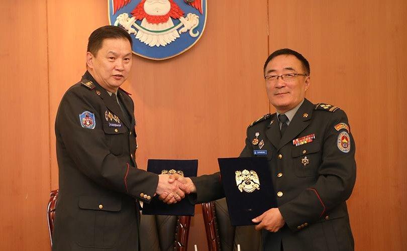 НЗДТГ-ын Цэргийн штаб Дуурсах он жилүүд ТББ-тай хамтран ажиллана