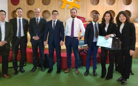 Оксфордын их сургуулийн Технологийн хөгжлийн комиссын төлөөлөгчидтэй уулзлаа