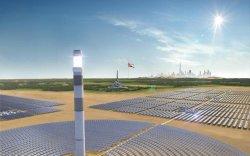 Дубайн цөлд 13.6 тэрбум долларын нарны цахилгаан станц баригдаж байна