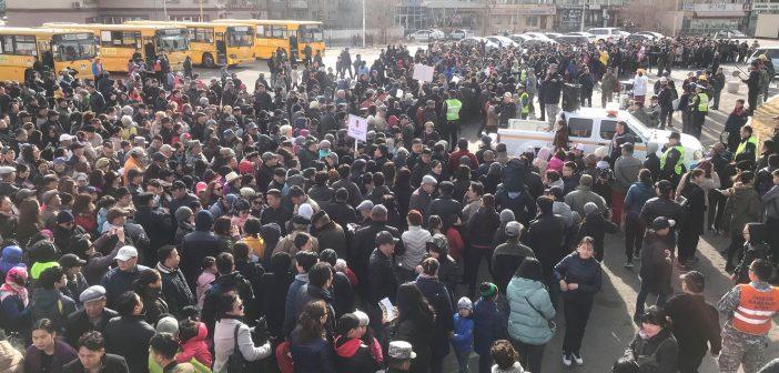 Гамшгаас хамгаалах сургуулилалтад 420 гаруй мянган иргэн оролцжээ
