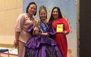 """Монгол охид """"Дэлхийн бяцхан мисс-2019"""" тэмцээний тэргүүн титмийг  хүртжээ"""
