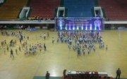 Уран хөдөлгөөнт гимнастикийн нийслэлийн аварга шалгаруулах тэмцээн болж байна