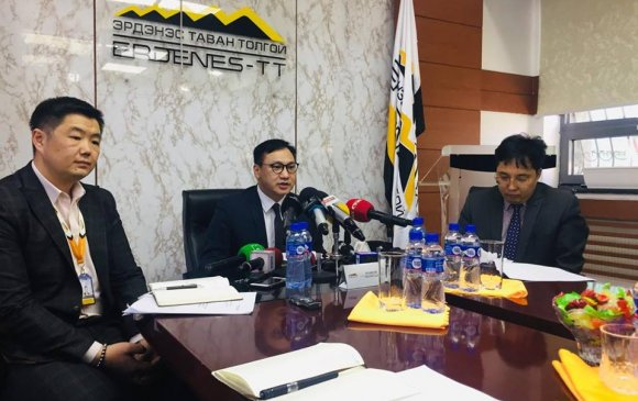"""""""Зүүнбаян-Сайншандын төмөр замаар эцсийн бүтээгдэхүүн экспортолно"""""""