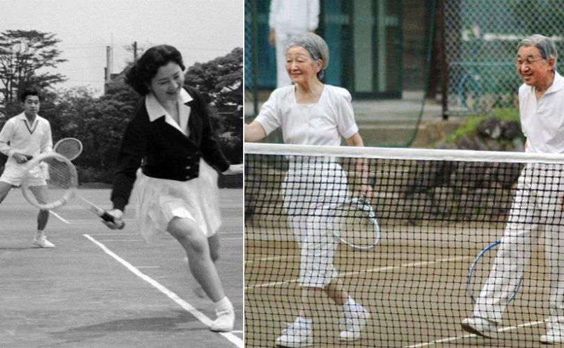 """""""Теннисний талбайд учирсан хоёр""""-ын 60 жил"""