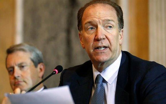 Дэлхийн банкны ерөнхийлөгчөөр Дэвид Малпасс тодорчээ