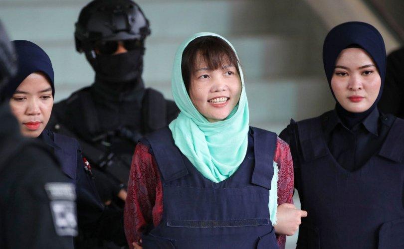 Ким Жон Намын аллагын сэжигтэн цаазын ялаас мултарлаа
