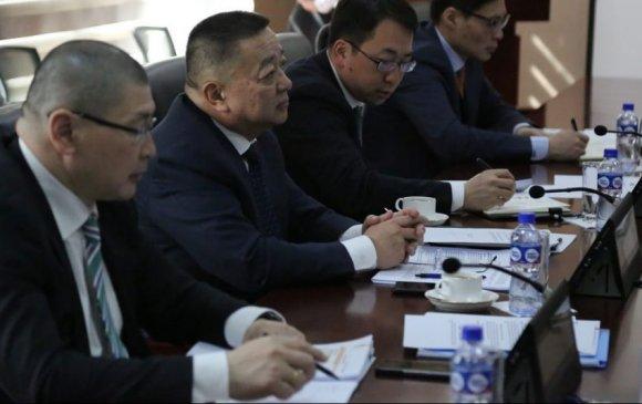 Монгол, Хятадын ГХЯ-д хоорондын анхдугаар бодлогын зөвлөлдөх уулзалт болов