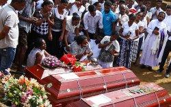 Шри Ланкын халдлагаар амиа алдагсдын тоо 100-аар буурчээ