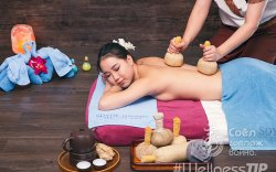 Тайланд уламжлалт массаж