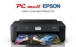 Шилдэг үзүүлэлттэй принтер Epson Photo HD XP-15010