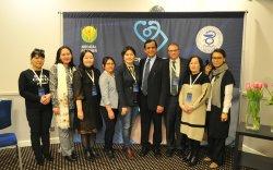 Дэлхийн уулзалтад Монголын эмч нар…