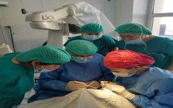 Монгол Улсад анх удаа мэс заслын шинэ эмчилгээ нэвтрүүллээ