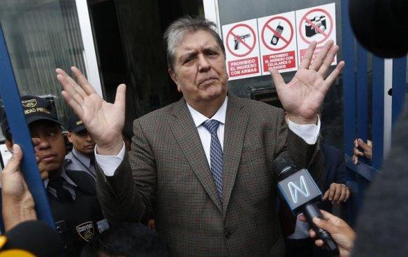 Перугийн экс Ерөнхийлөгч баривчлагдахаасаа өмнө өөрийгөө бууджээ