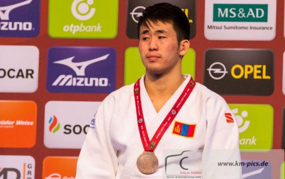 Г.Алтанбагана хүрэл медаль хүртэв