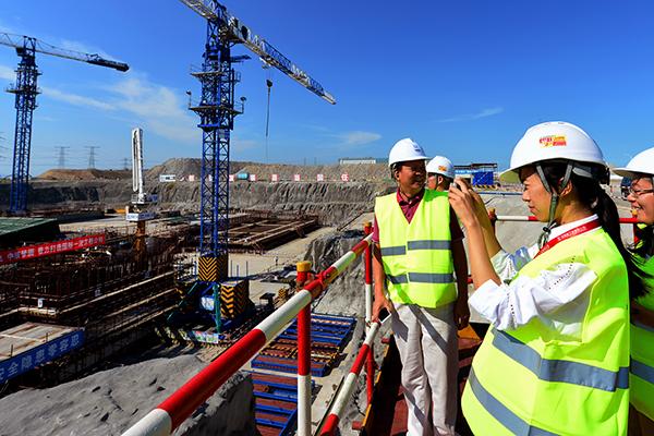 Хятад эрчим хүчээ атомын цахилгаан станцаар хангана