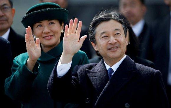 Японы шинэ эзэн хааны анхны зочин хэн бэ?