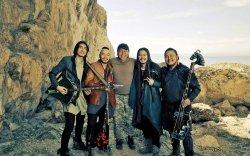 """The HU хамтлагийн """"Чингис хаан"""" дуу цацагдлаа"""