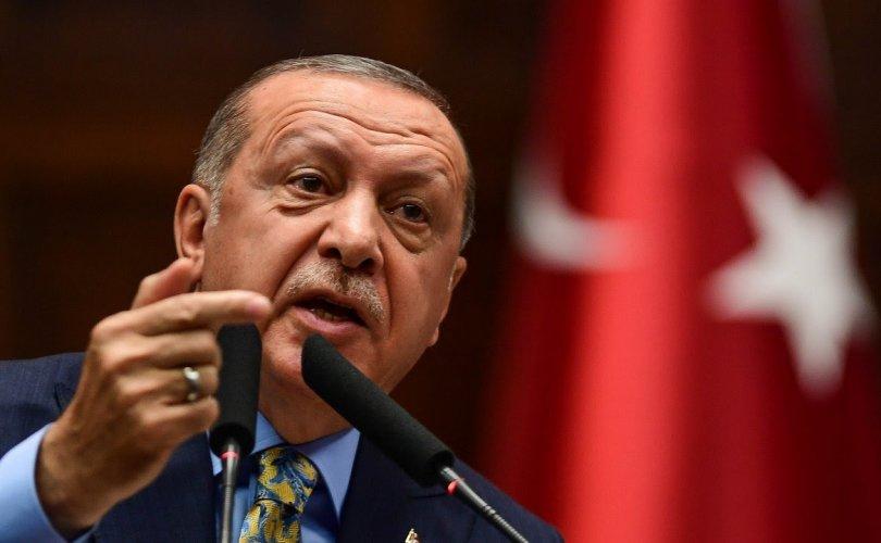 Эрдоган саналын хуудсыг дахин тоолохыг шаарджээ