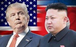 Дональд Трамп Ким Жон Уны мэдэгдэлд хариу өгөв