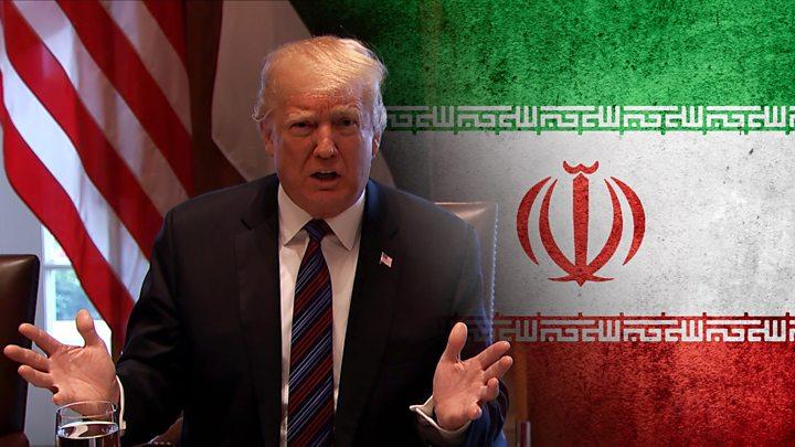 Трамп Ираны Хувьсгалт Гвардыг террорист байгууллага хэмээн зарлажээ