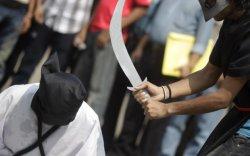 Саудын Араб цаазалсан ялтнаа цовдолжээ