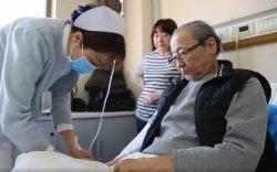 Б.Шарав Бээжин хотын эмнэлэгт эмчлүүлж байна