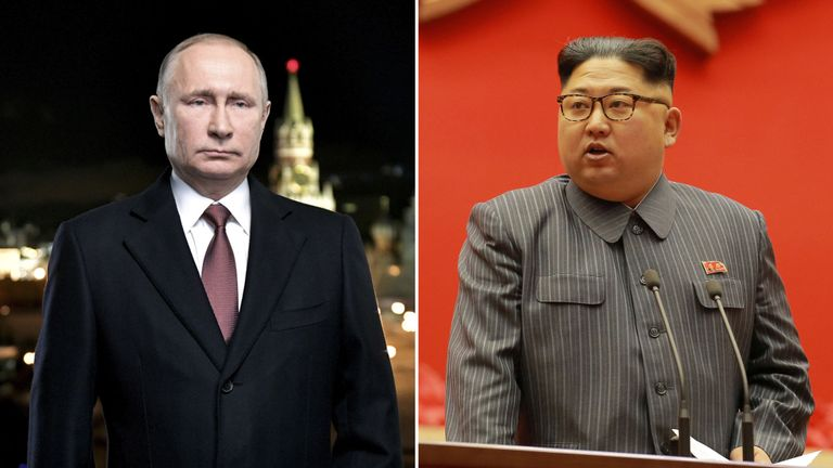 Ким Жон Ун Путин нар ирэх долоо хоногт уулзаж магадгүй