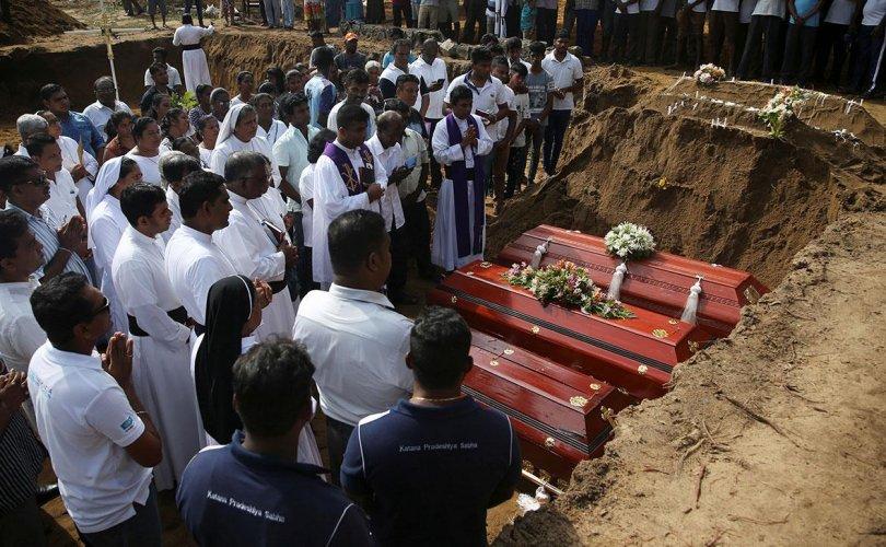 Шри Ланкын халдлагыг Исламын улс бүлэглэл үйлджээ