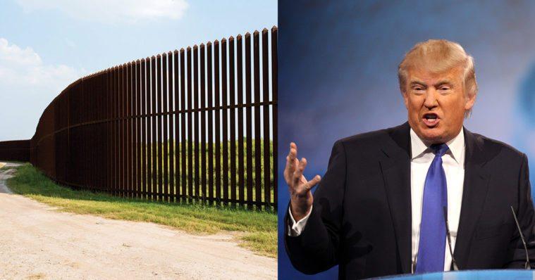 Дональд Трамп: Мексикийн хилийг хаахад бэлэн байна