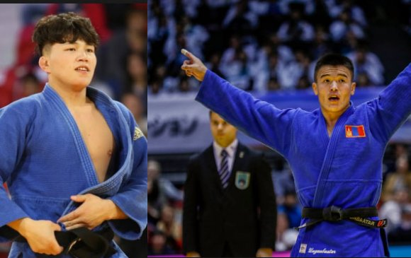 Ц.Цогтбаатар, О.Ууганбаатар нар алтан медаль хүртэв